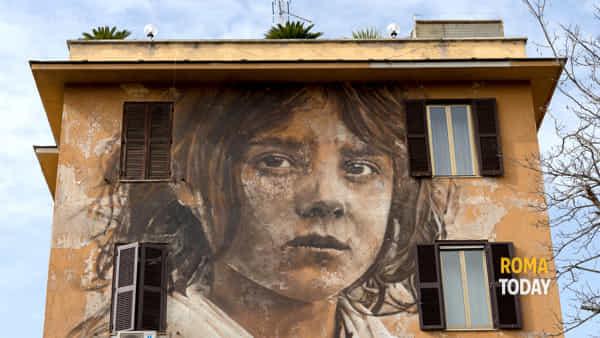 La Street Art a Tor Marancia