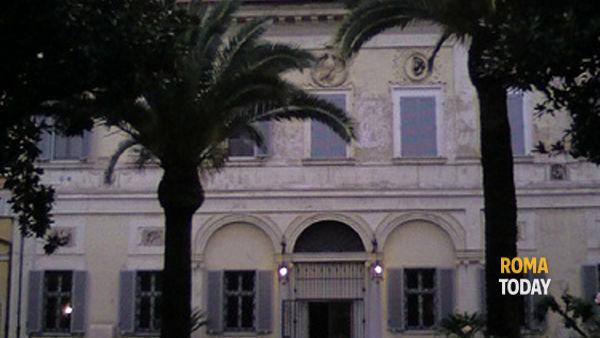 Casino Massimo Lancellotti - visita guidata