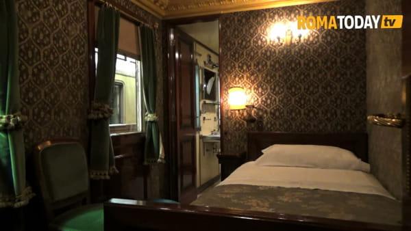 VIDEO | A bordo del treno presidenziale costruito dai Savoia