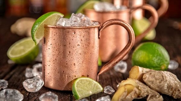 Moscow Mule drink Festival