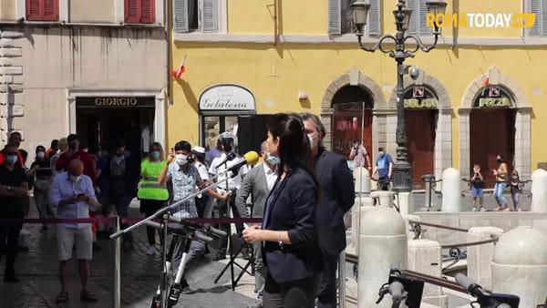 Roma va in monopattino elettrico: ecco i primi mille messi in sharing da Helbiz