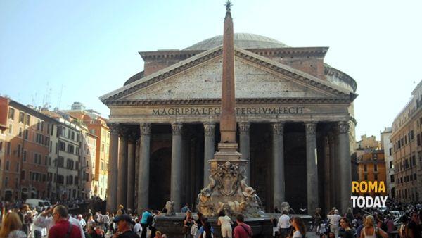 Visita guidata Pantheon, Rione Pigna e Campo Marzio