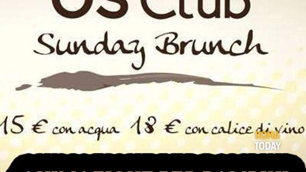 """""""Happy Brunch"""" Os Club con animazione per bambini"""