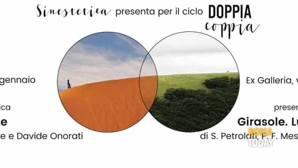 Sinestetica - Doppia Coppia - Scoordinate