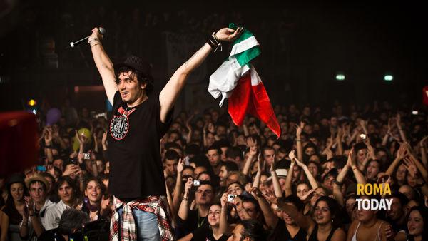 Fabrizio Moro al Vulci Music Fest