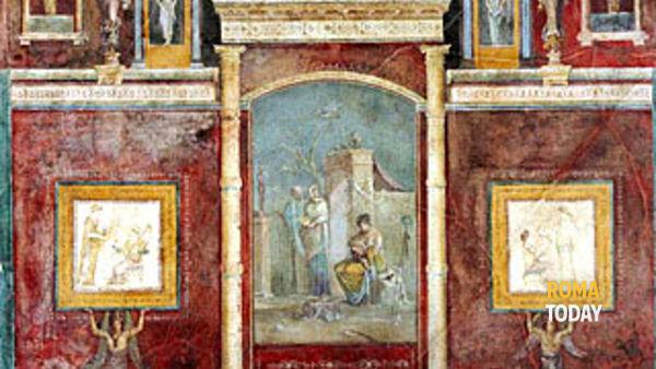 Il Palatino e la Casa di Augusto visita guidata 16 febbraio 2014