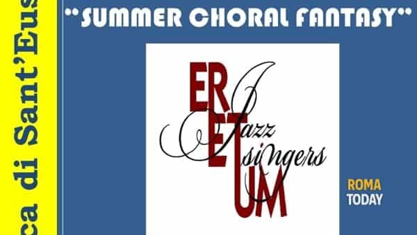 Summer choral fantasy