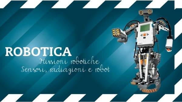 Missioni Robotiche a Technotown