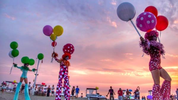 Wonderfest, festa magica al Singita