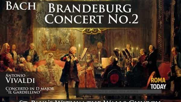 Johann Sebastian Bach, Concerto brandeburghese n.2