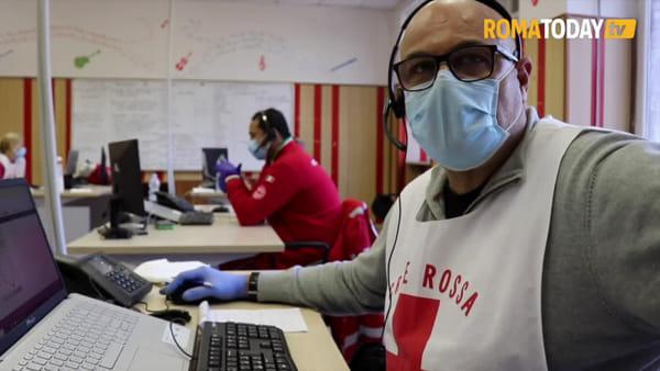 VIDEO | Coronavirus, dall'assistente di volo al pensionato: tra i volontari temporanei di Croce Rossa
