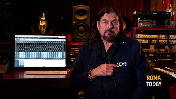 Alan Parsons Live Project a Roma