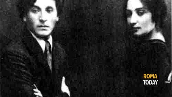 """""""con amore, marc e bella chagall"""" in scena dal 22 al 27 aprile al teatro studio uno di roma-3"""