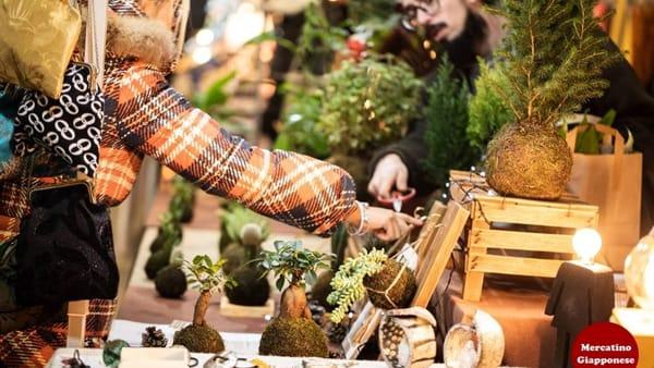 """Il Mercatino Giapponese presenta """"The Christmas City"""": market natalizio e non solo"""