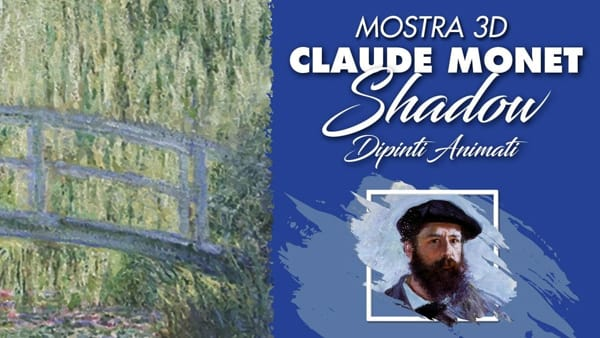 Claude Monet Shadow, la mostra a Romaest