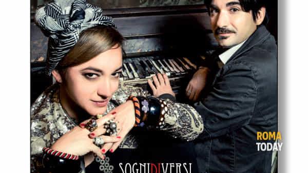 Rosanna Fedele e Paolo Bernardi live a Roma