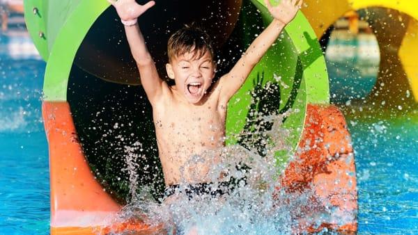 """Arriva """"Splash Zone"""" a Luneur Park"""