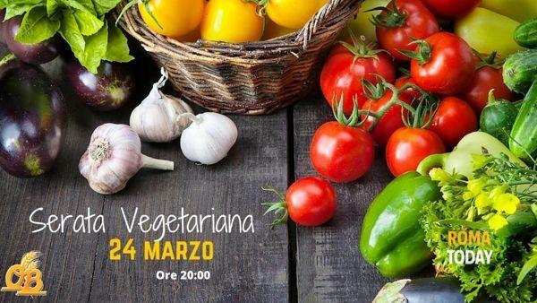 Cucina vegetariana da Officina Birra