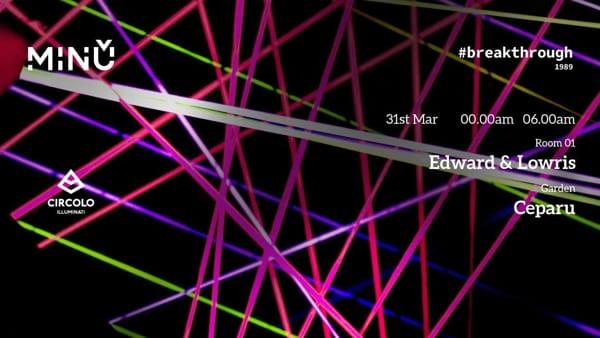 Breakthrough 1989: Edward & Lowris al Circolo degli Illuminati