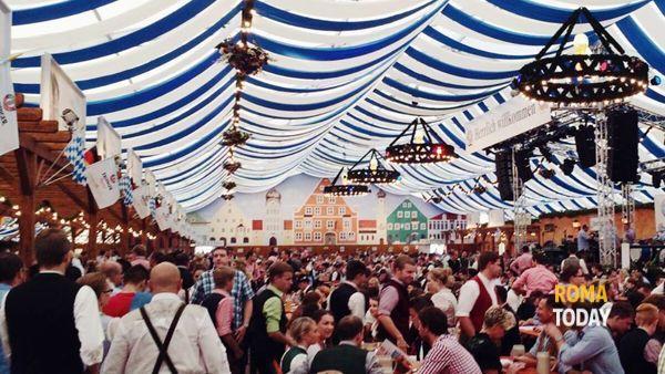 Herbstfest, i sapori della Baviera a villa Torlonia