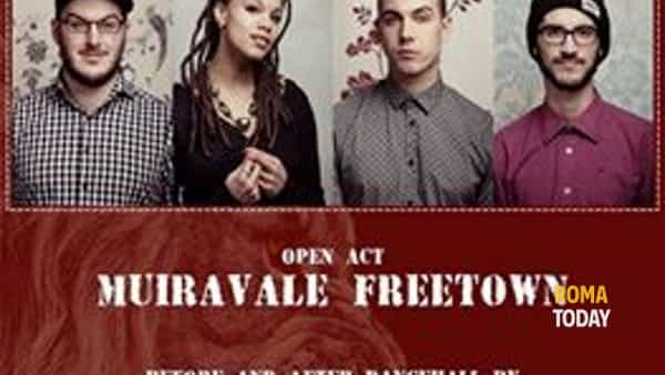 The Skints live a Roma