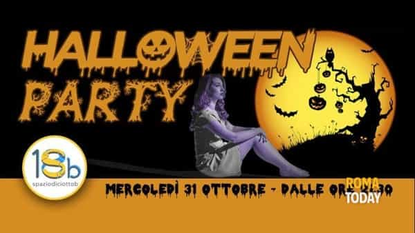 Halloween Party @Spazio 18B