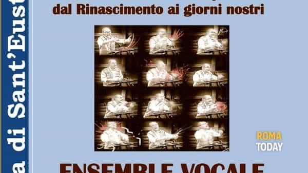 Concerto dell'Ensemble vocale di Roma