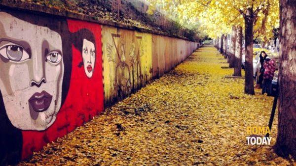 """Street Art, l'arte del """"graffito"""". Il M.U.RO del Quadraro"""