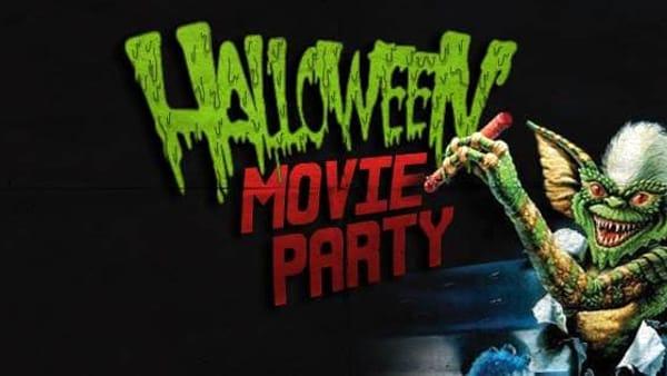 Halloween movie party al Lanificio 159