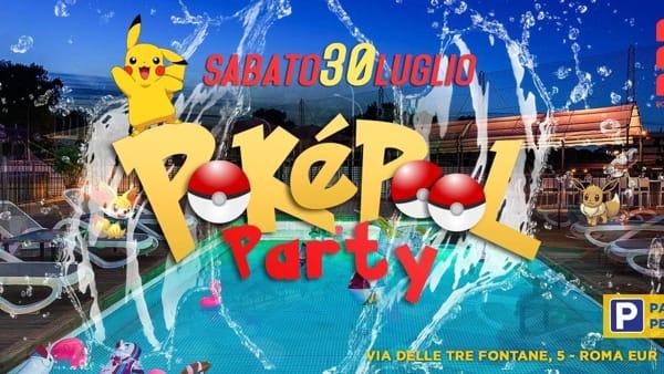 PokèPool Party: i Pokemon tra drink e piscina