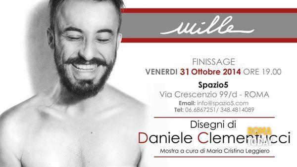 Finissage - Mille: Disegni a matita di Daniele Clementucci
