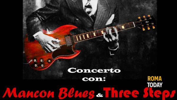 Mancon Blues & Three Steps in concerto @ Let It Beer