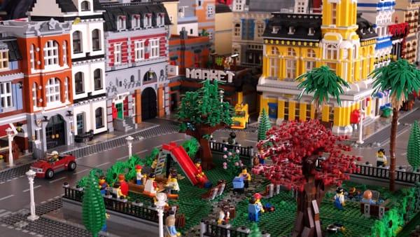 I Love Lego, la mostra a Natale nella Capitale