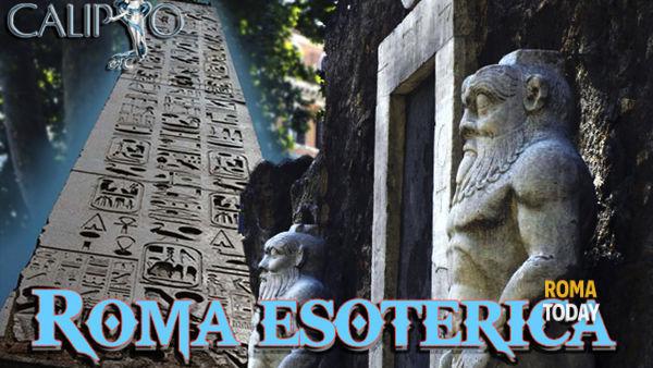 Roma esoterica, visita guidata
