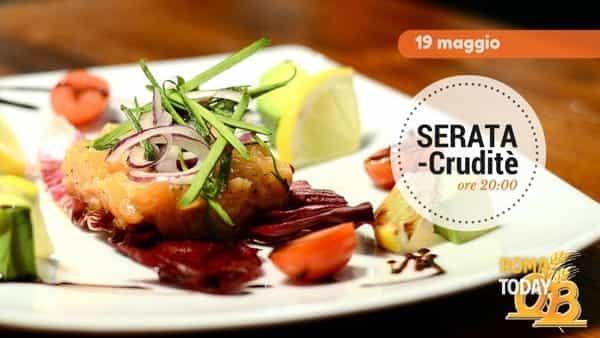Officina Birra presenta: Cruditè - il gusto prima della cottura