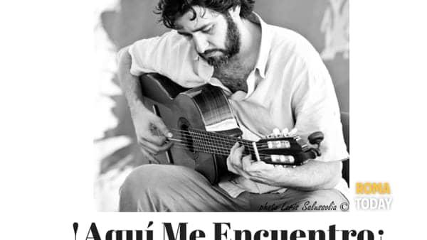 ¡Aquí Me Encuentro! - Concierto De Guitarra Flamenca