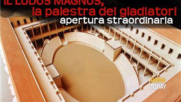 Il Ludus Magnus: la palestra dei gladiatori - visita guidata 13 aprile 2014