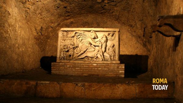 Mitreo dell'Ara Massima di Ercole