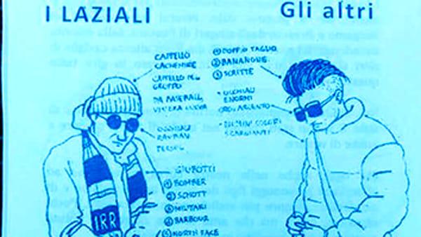 Come si veste un tifoso della Lazio: il vademecum degli Irriducibili