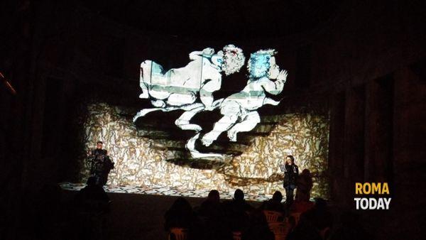 Mecenate racconta Roma, visita guidata interattiva