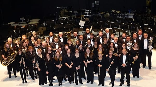 Windiana Concert Band in concerto a Roma