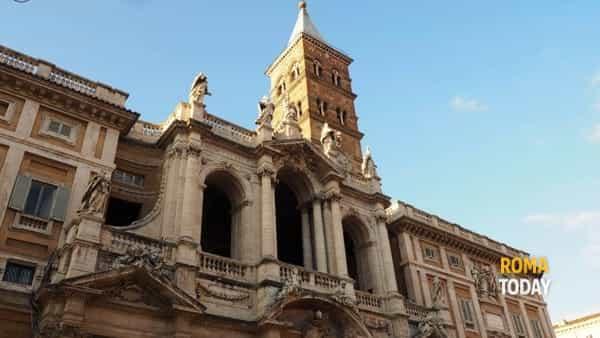 Santa Maria Maggiore e una bella cioccolata cald