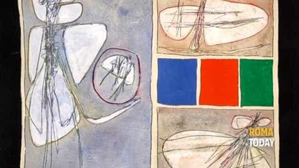 achille perilli, works. opere dal 1958 al 2008-2