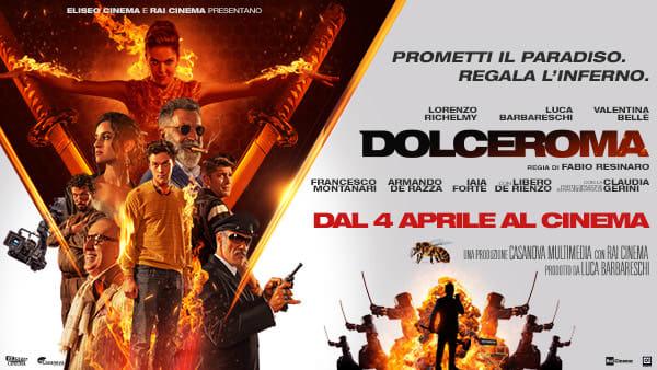 Dolceroma: l'action-comedy dal regista di Mine da non perdere al cinema