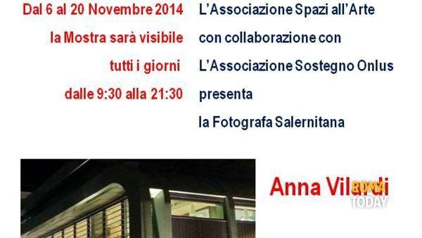 La fotografa Anna Vilardi in mostra ad Ostia per Spazi all'Arte
