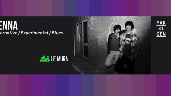 Senna - Ep release party Live a Le Mura