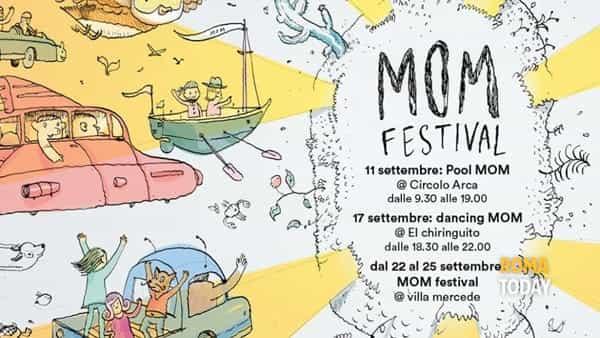 A Villa Mercede 4 giornate di cultura family friendly con il Mom Festival