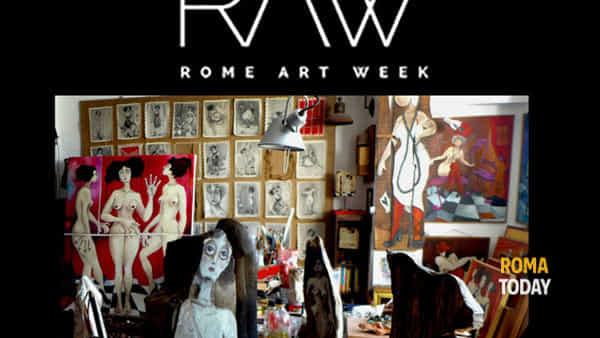 Oltre la superficie: opere di Viola Di Massimo, open studio in sinergia con RAW, Rome Art Week