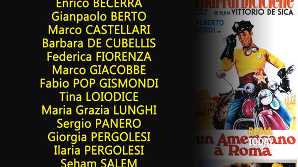 """IL CINEMA E I SUOI MITI"""" collettiva d'Arte dal 28 al 31 Luglio 2015"""