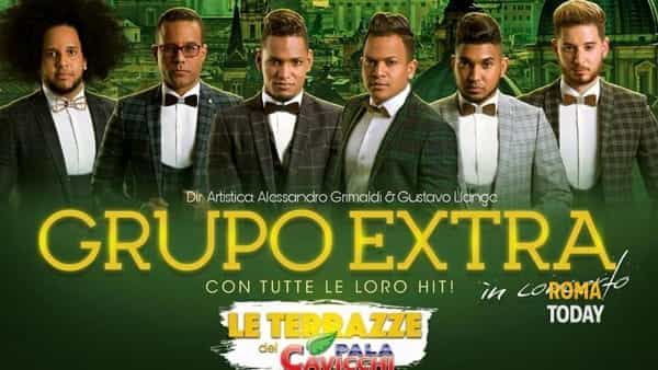 Grupo Extra in concerto a Roma
